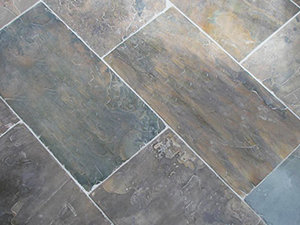 Slate Floor Cleaning and Sealing Orange County CA