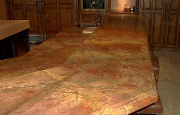 Marble Countertop Repair & Polishing Rancho Santa Fe