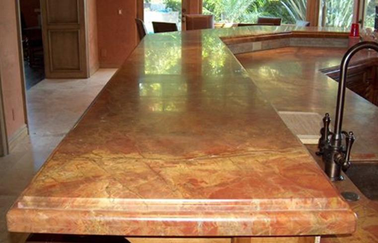 Marble Countertop Polishing Rancho Santa Fe