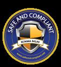 Certified SafeandCompliant.net Company. Click to verify.